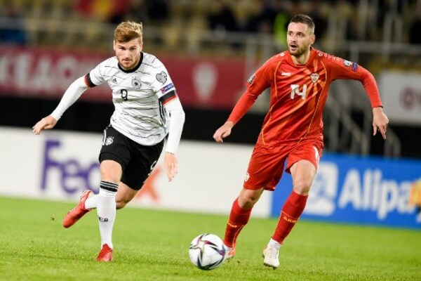 Germany qualifies for 2022 FIFA WC in Qatar, but Belgium put to wait.