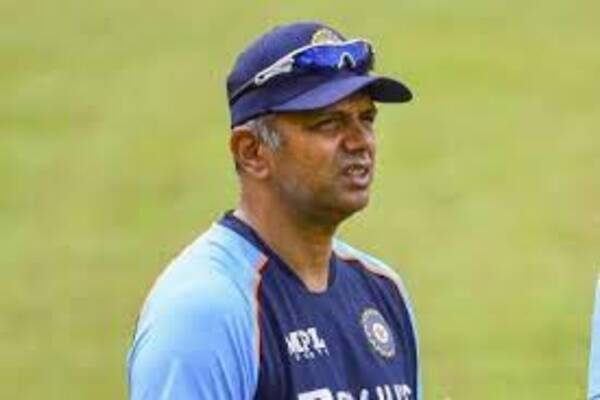 Rahul Dravid likely to fill in as a temporary coach for New Zealand series