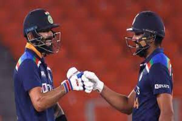Who will partner up with opening batsman Rohit Sharma in T20 WC-