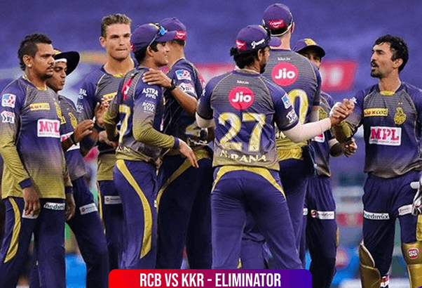 Kolkata knocks out Bangalore with 4-wicket win in Eliminator