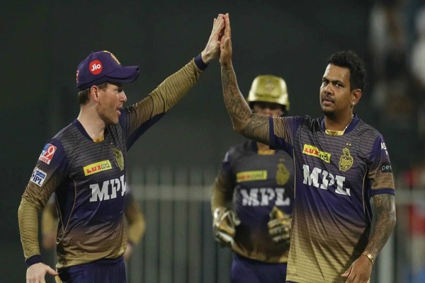 Narine made it look easy with his outstanding spell, says Morgan