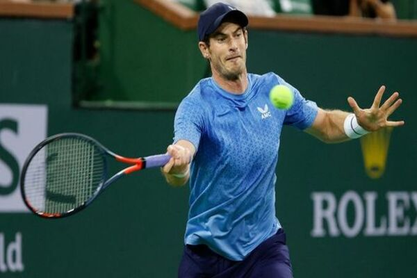 Andy Murray: Former world No 1 tames Spanish teenager Carlos Alcaraz in Indian Wells